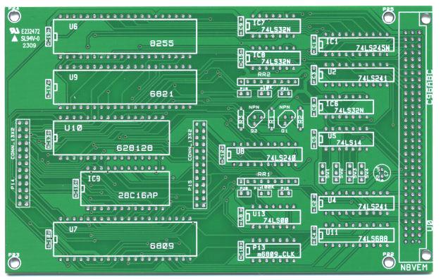 ECB 6x0x Host Processor